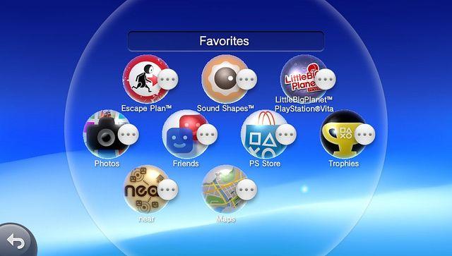 PS Vita System Software Update (v.2.10)