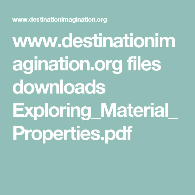 www.destinationimagination.org files downloads Exploring_Material_Properties.pdf