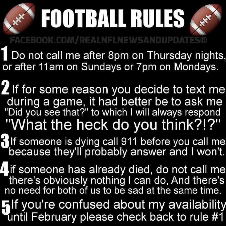 Football rules Football rules, Fantasy football shirt