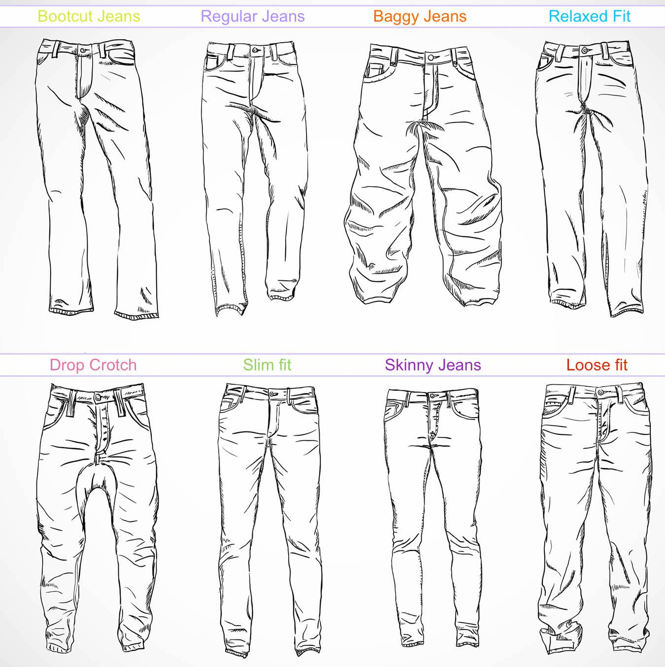 jeans styles ideas drawings jeans drawing guy drawing