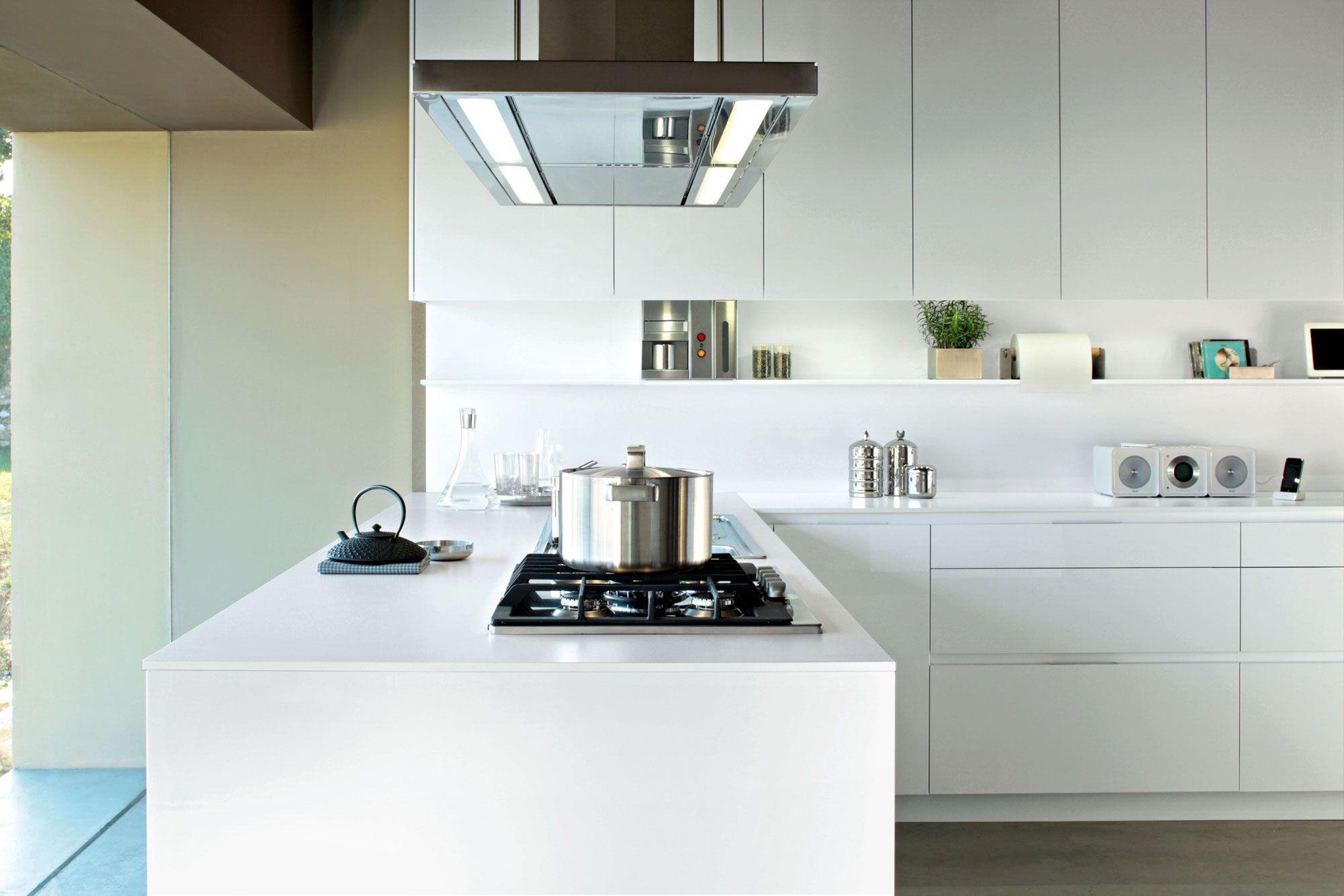 La cocina Orange, de la firma Snaidero, destaca con su diseño ...