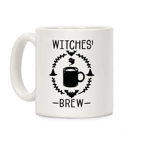 Witches Brew Coffee This witch needs some brew Show that coffee