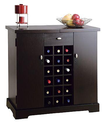 Mueble para vinos con puertitas depa pinterest cava for Mueble vinos