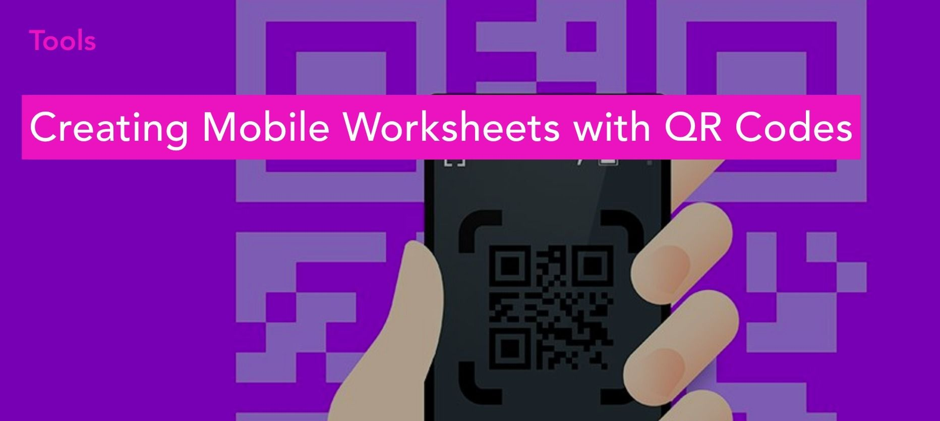 Creating Mobile Worksheets With Qr Codes