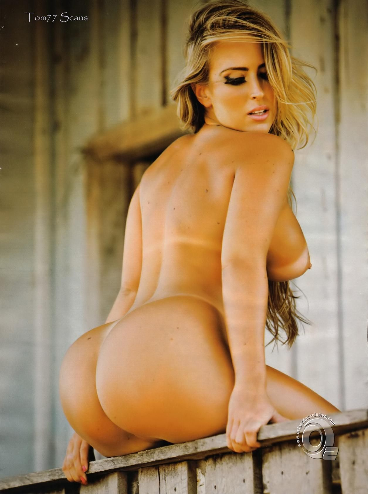 brazilian women | andressa ribeiro naked in playboy brazil | your