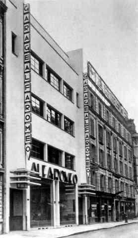 garage maryland alfa romeo 1925 36 rue marbeuf paris