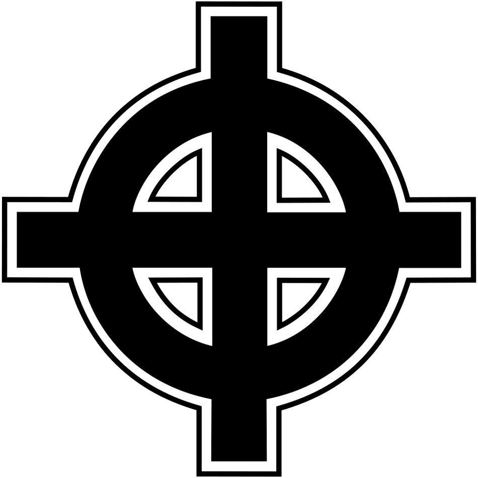 Celtic Pagan Symbols The Celtic Cross Symbols Pinterest