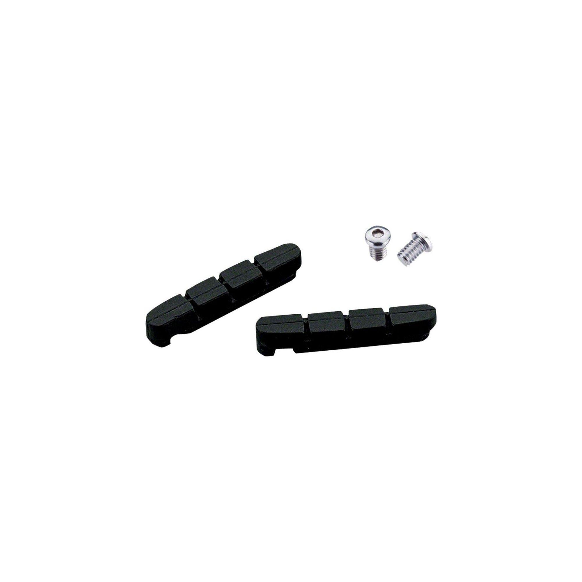 Jagwire Road Pro S Brake Pad Inserts SRAM//Shimano Black