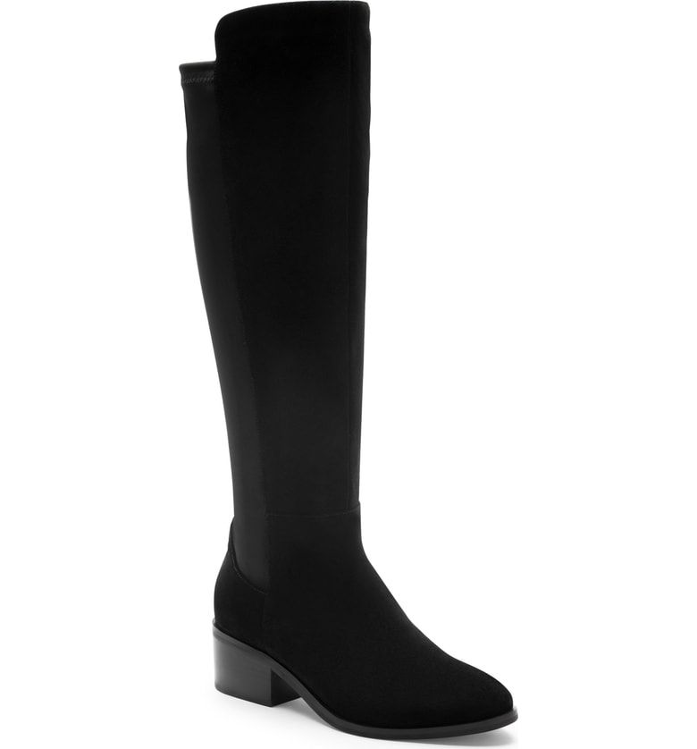f9bdd7a0874 Free shipping and returns on Blondo Gallo Knee-High Waterproof Boot (Women)  at Nordstrom.com.  p As stylish as it is comfortable and practical
