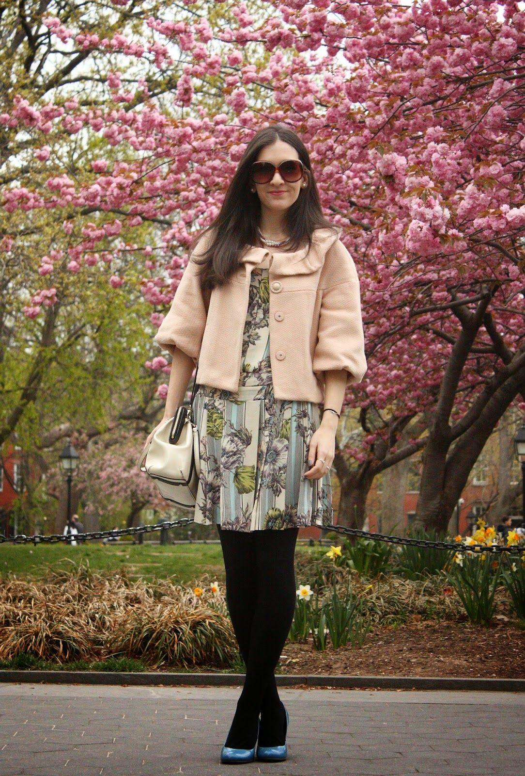 Dressed Up Deniz: Chilly Spring