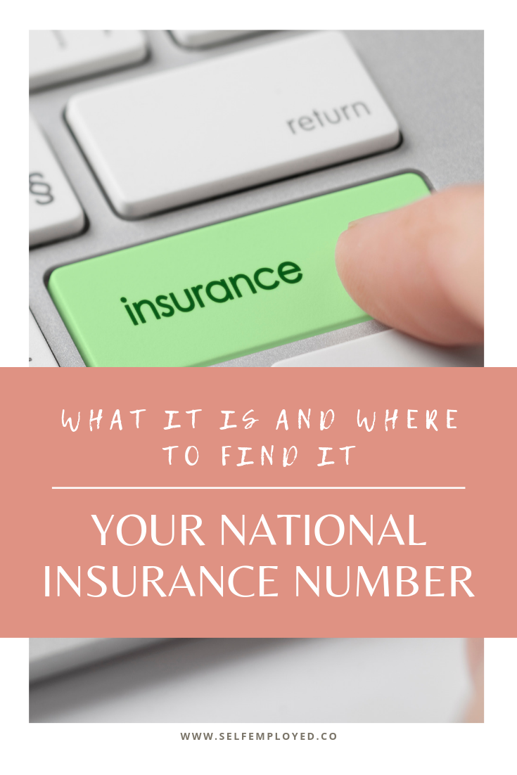 What is a National Insurance Number and Where to Find it