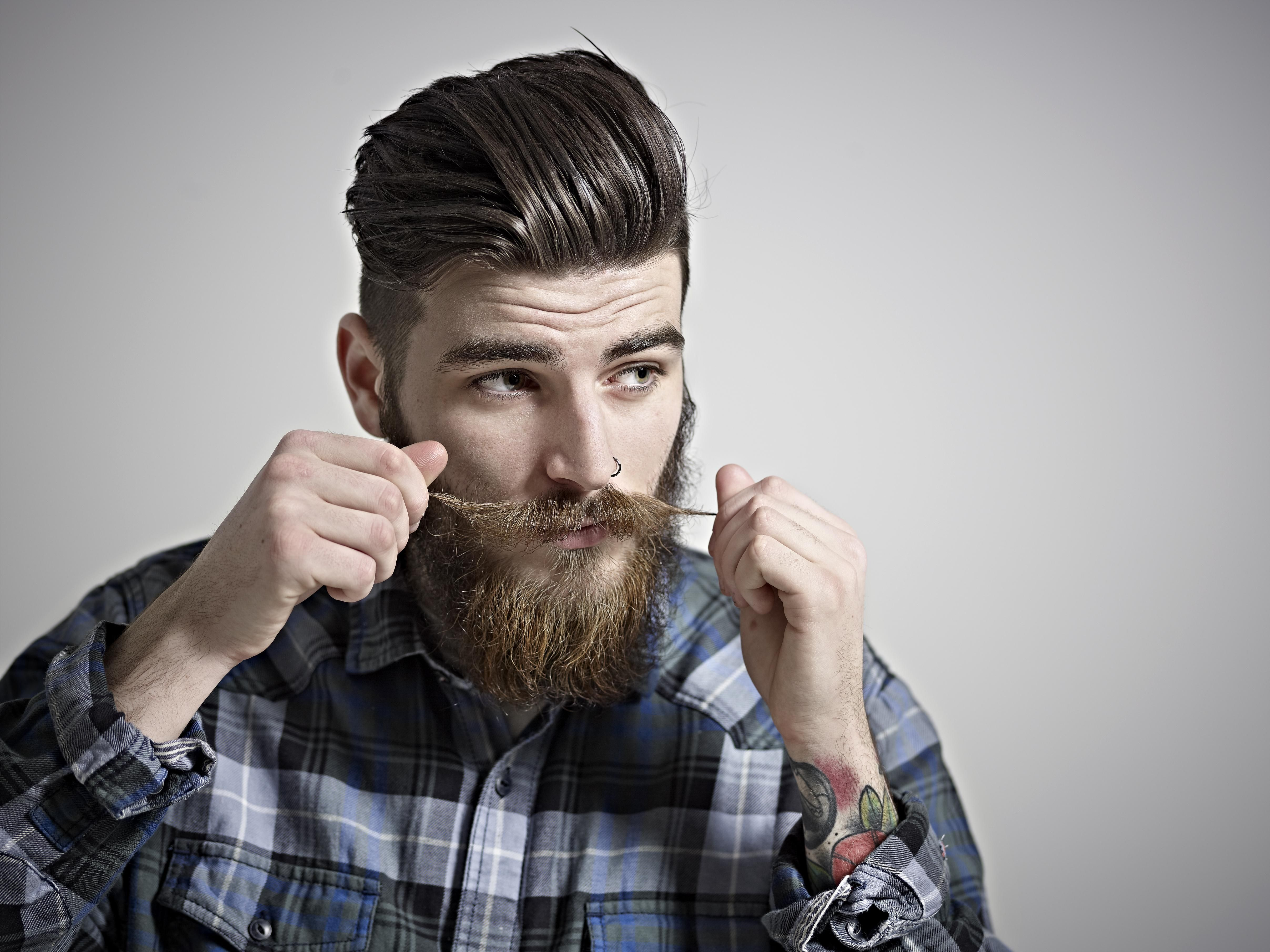 Since this will be the most epic, comprehensive article on bearding on the Internet, I've broken it up into three sections – Building a Beard Foundation, The Psychology of Growing a Beard, and styling and maintaining a beard.
