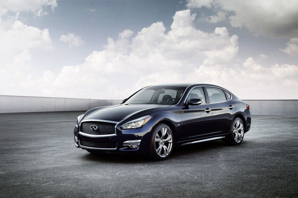 2015 Infiniti Q70 Gets New Look Long Wheelbase Model 2014 New York Auto Show 2015 Infiniti Best Luxury Cars Fit Car