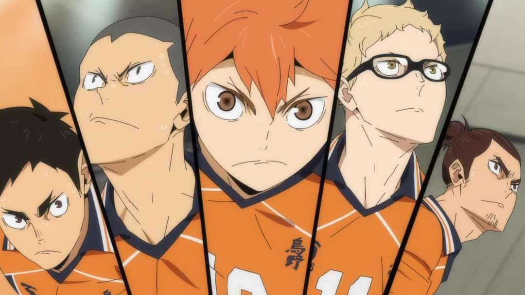 Haikyuu To The Top 2nd Season Fanart Anime Cosplay Anime Fanart