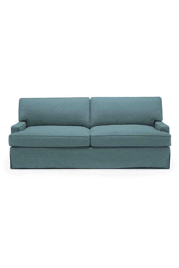Presley Slipcover Sofa | Products | Slipcovers, Sofa, Sofa ...