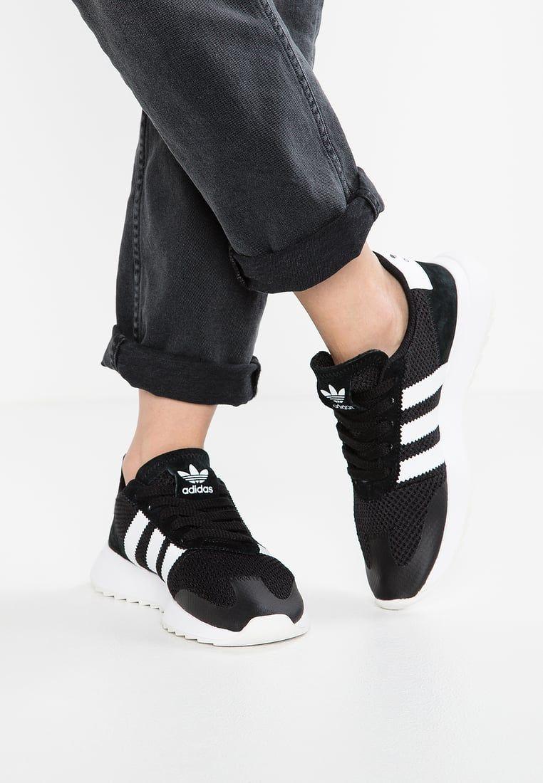 adidas Originals FLASHBACK Sneaker low core blackwhite