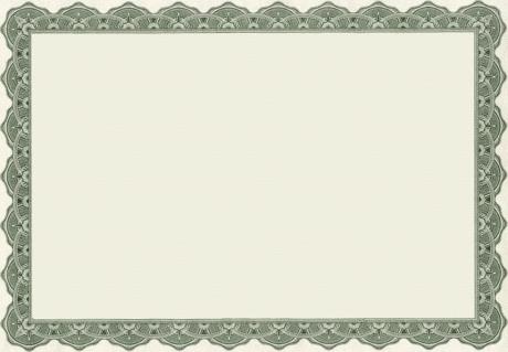 Decorative Page Borders And Frames Certificate Template Public Domain Clip Art Certificate Border Border Templates Certificate Templates
