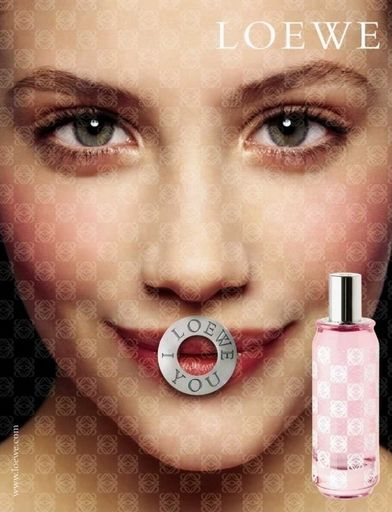 My very first crush: I loewe you, a very innocent fragrance  with fresh citrus notes - Memories of my teenage years when I was crazily in love with Spain