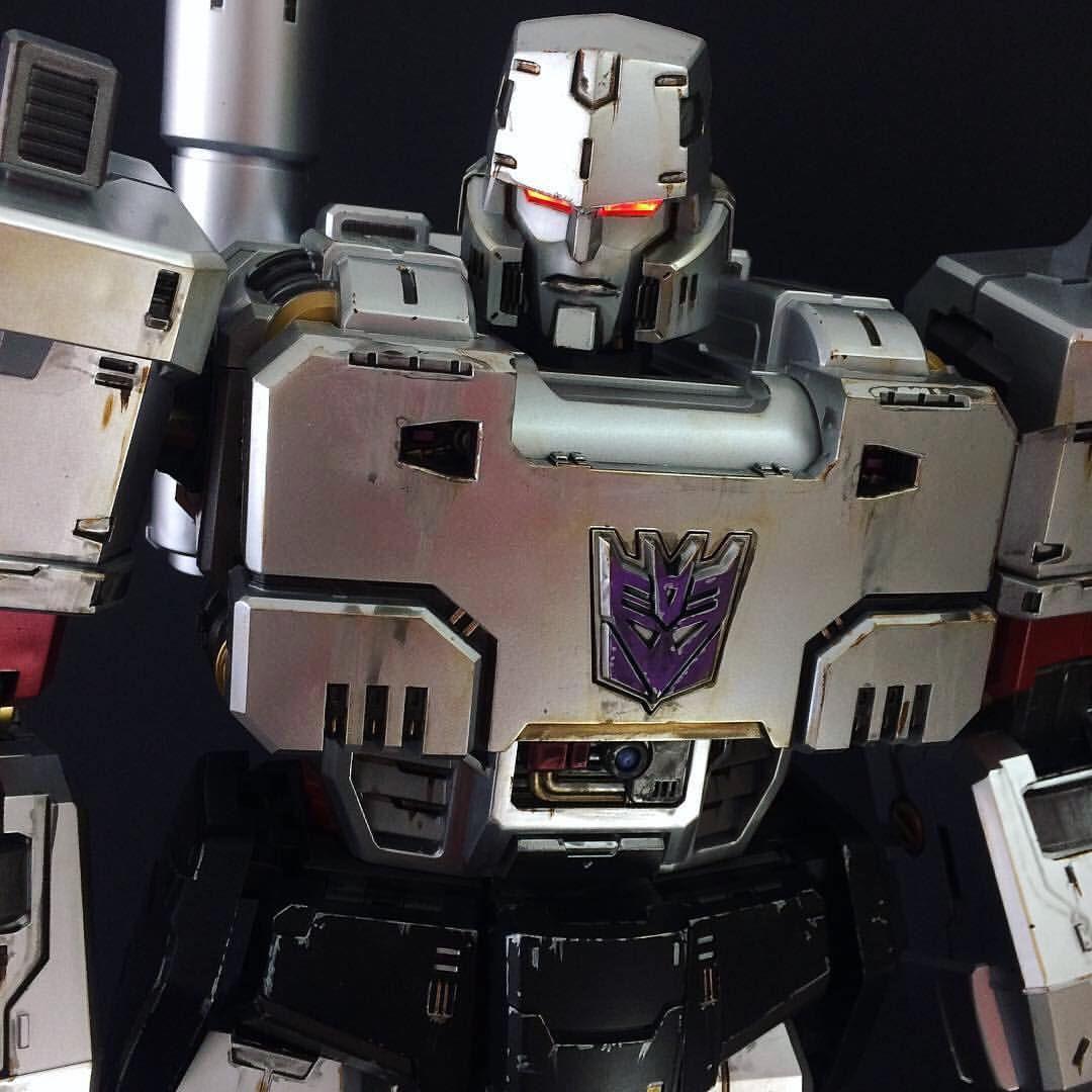 "Hasbro Transformers MAS-02 G1 Megatron Mega 18/"" Action Series Figure NEW IN BOX"