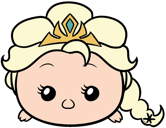 Www Disneyclips Com Imagesnewb3 Images Elsa Tsum Tsum Png Disney Tsum Tsum Tsum Tsum Princess Marvel Tsum Tsum