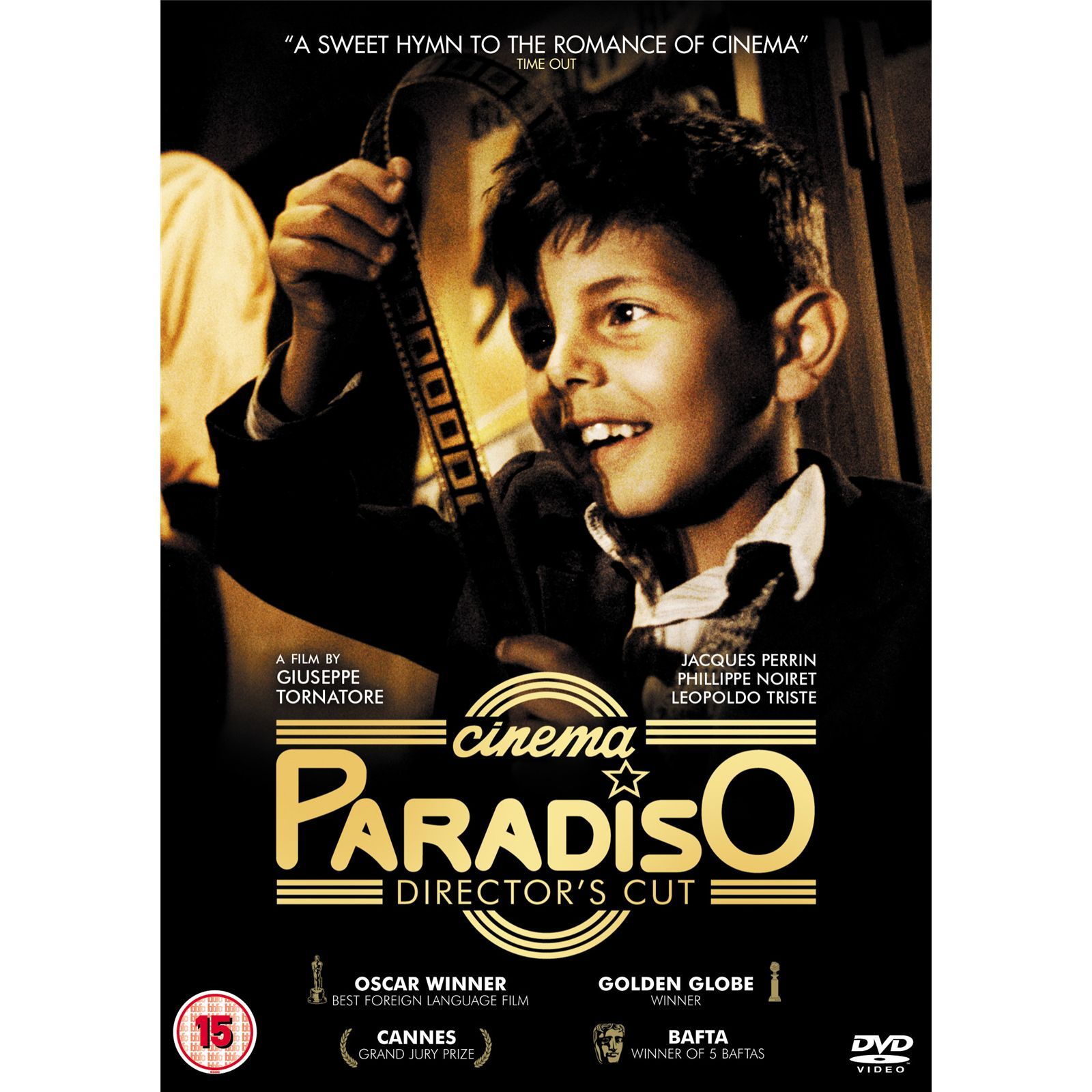 cinema paradiso A filmmaker recalls his childhood when falling in love with the pictures at the cinema of his home village and forms a deep friendship with the cinema's projectionist.