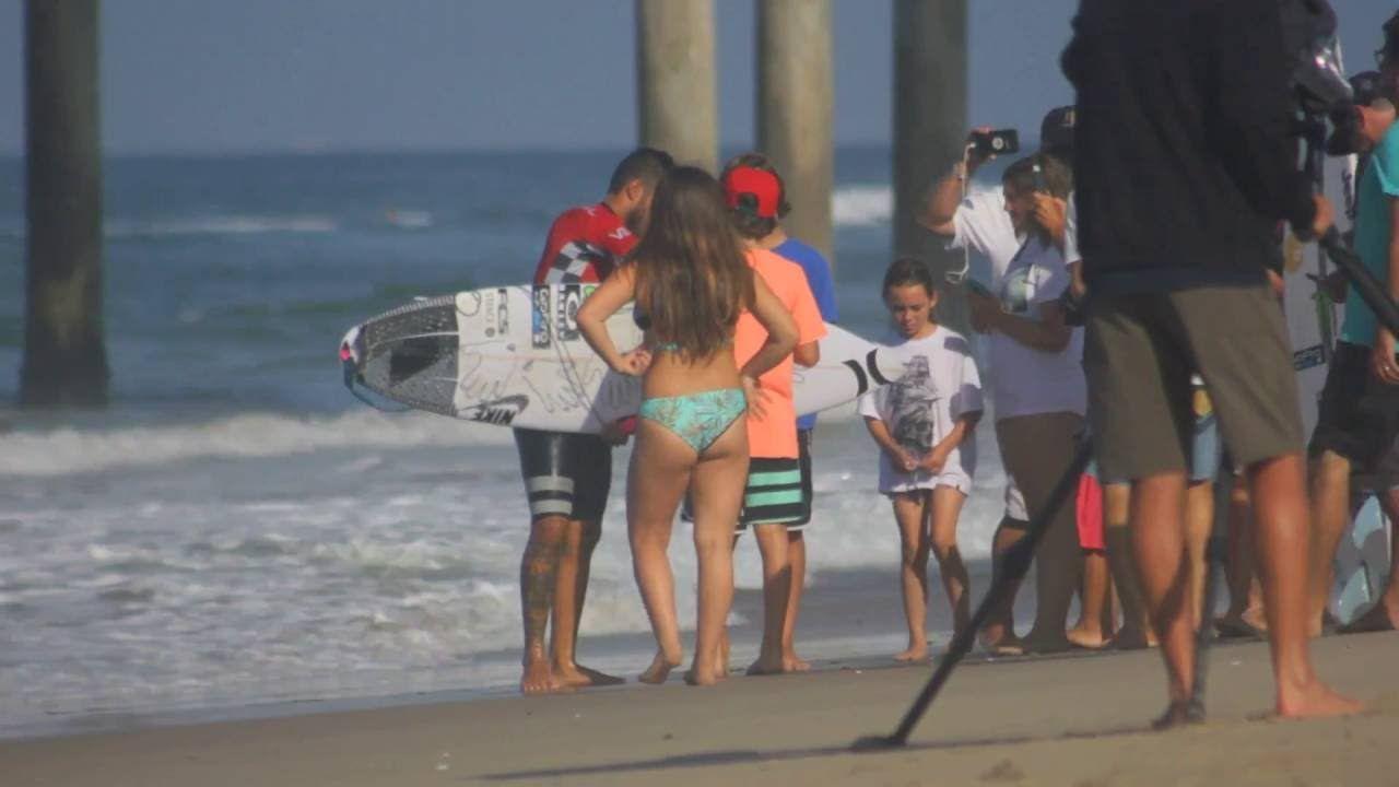 Vans US Open 2016 | Mens Surfing | Round 2 Heat 20