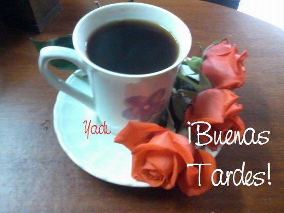 """En esta hermosa tarde quiero compartir con todos mis amig@s un café y una porción de la Palabra de Dios... """"Cumplan su tarea con alegría y sin quejarse, pues el quejarse no les trae ningún provecho"""".  Hebreos 13:17"""
