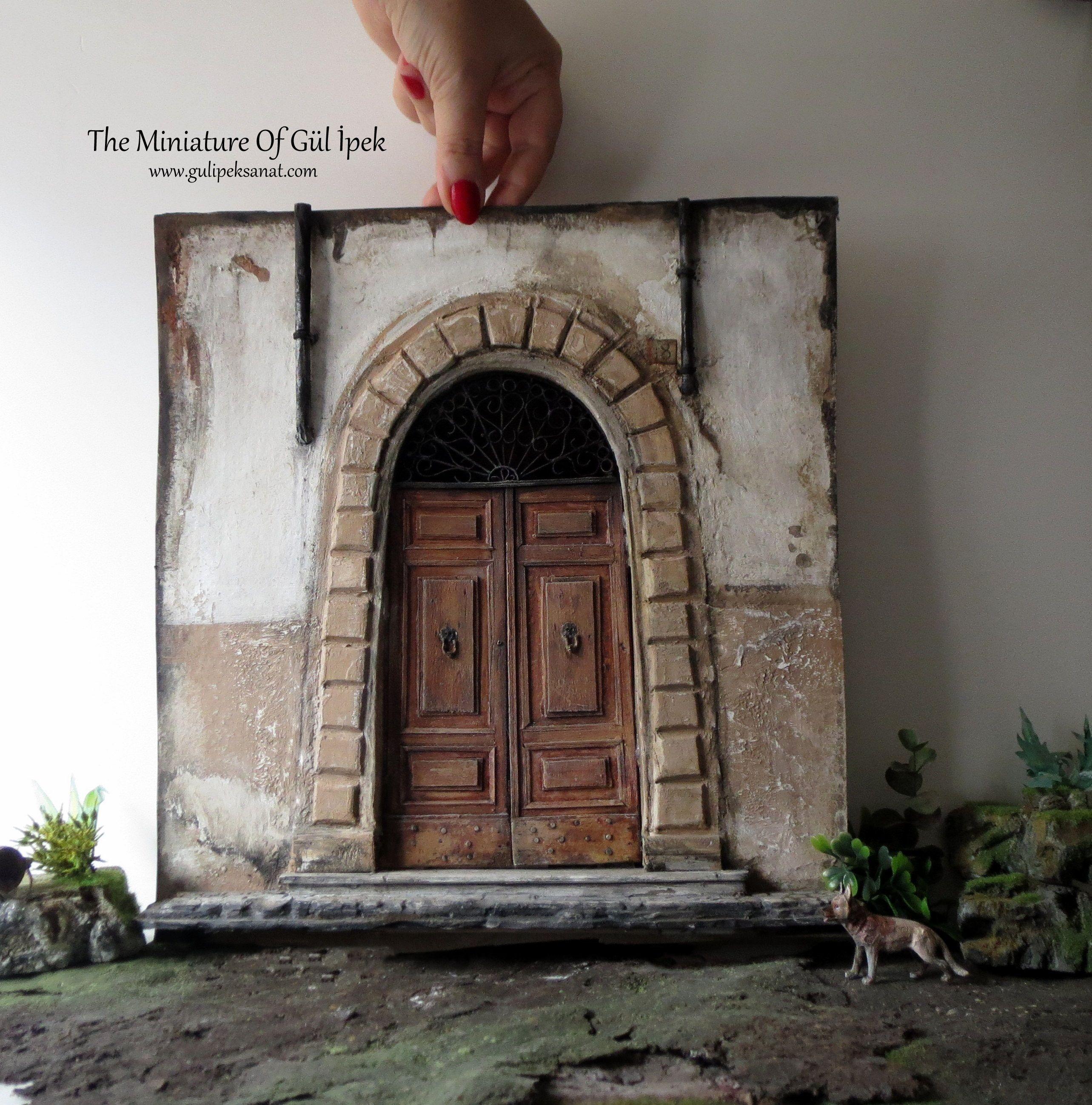 italy door drawing By Gül ipek #italy #old #doors #paper #gulipeksanat #handmade #art #arte #porta desing #fabriona #italya #legno #mini #minyatür ... & italy door drawing By Gül ipek #italy #old #doors #paper ... pezcame.com