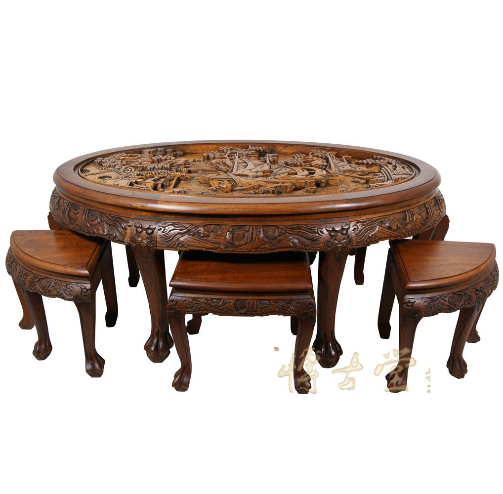 Chinese antique teak wood massive carved coffee table 11lp28bg chinese antique teak wood massive carved coffee table geotapseo Gallery