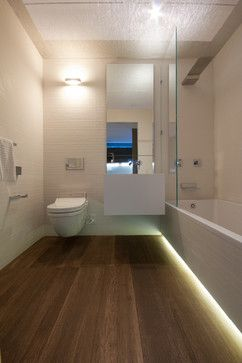 led verlichting onder bad