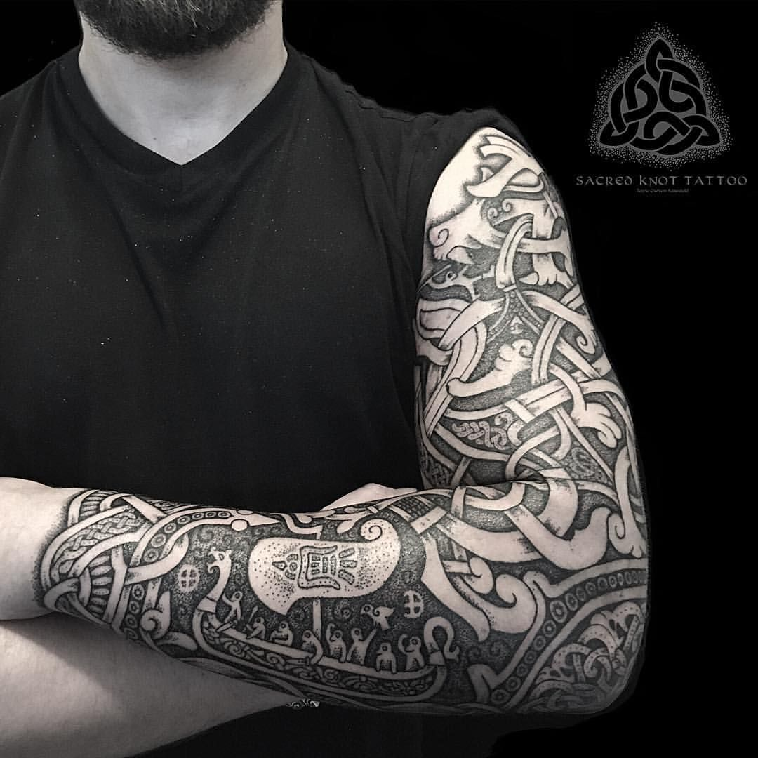 816 Likes, 6 Comments Sean Parry (sacred_knot_tattoo