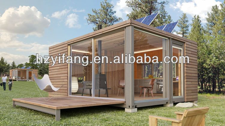 holz clading container h user fertighaus 720333367 micro house. Black Bedroom Furniture Sets. Home Design Ideas