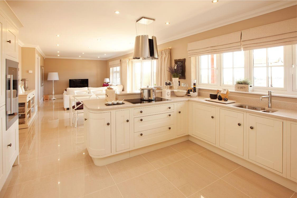 The Kitchen In The Arundel At St Maryu0027s Gate In Stafford | Bovis Homes |  Kitchen Favourites | Pinterest | Arundel F.C., Gate And Kitchens