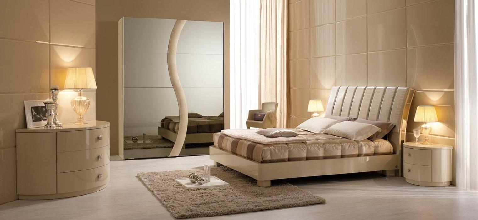 Curved Bedroom Furniture