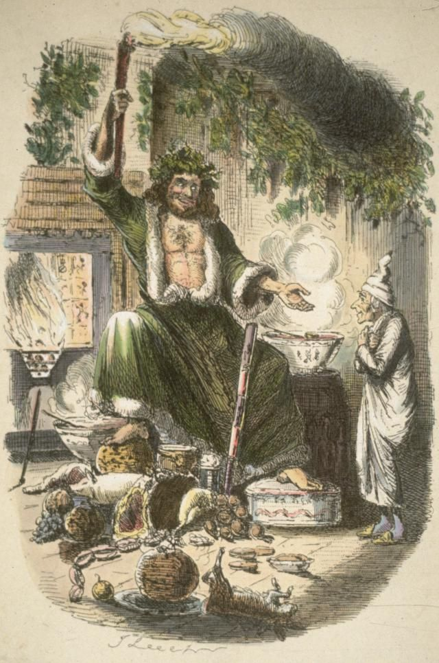 Social Protest For Christmas: Why Dickens Wrote A Christmas Carol ...