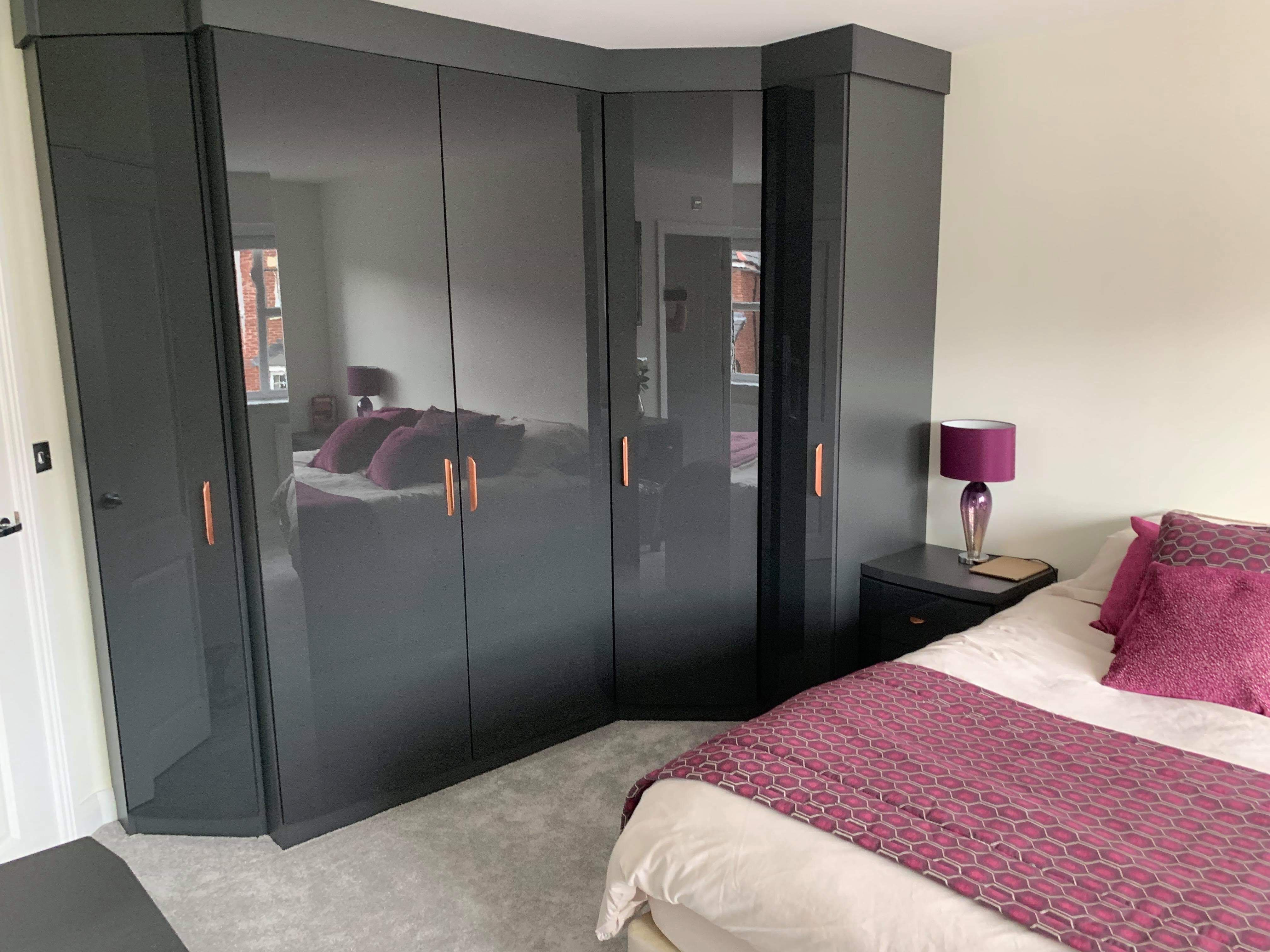 3d Bevel Door Design Door Design Furniture Fitted Bedroom Furniture