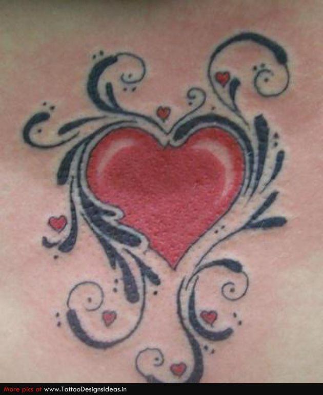 Tattoo Toptattoogirls Girly Tattoos Designs Girly Tattoos Heart Tattoo Heart Tattoo Designs