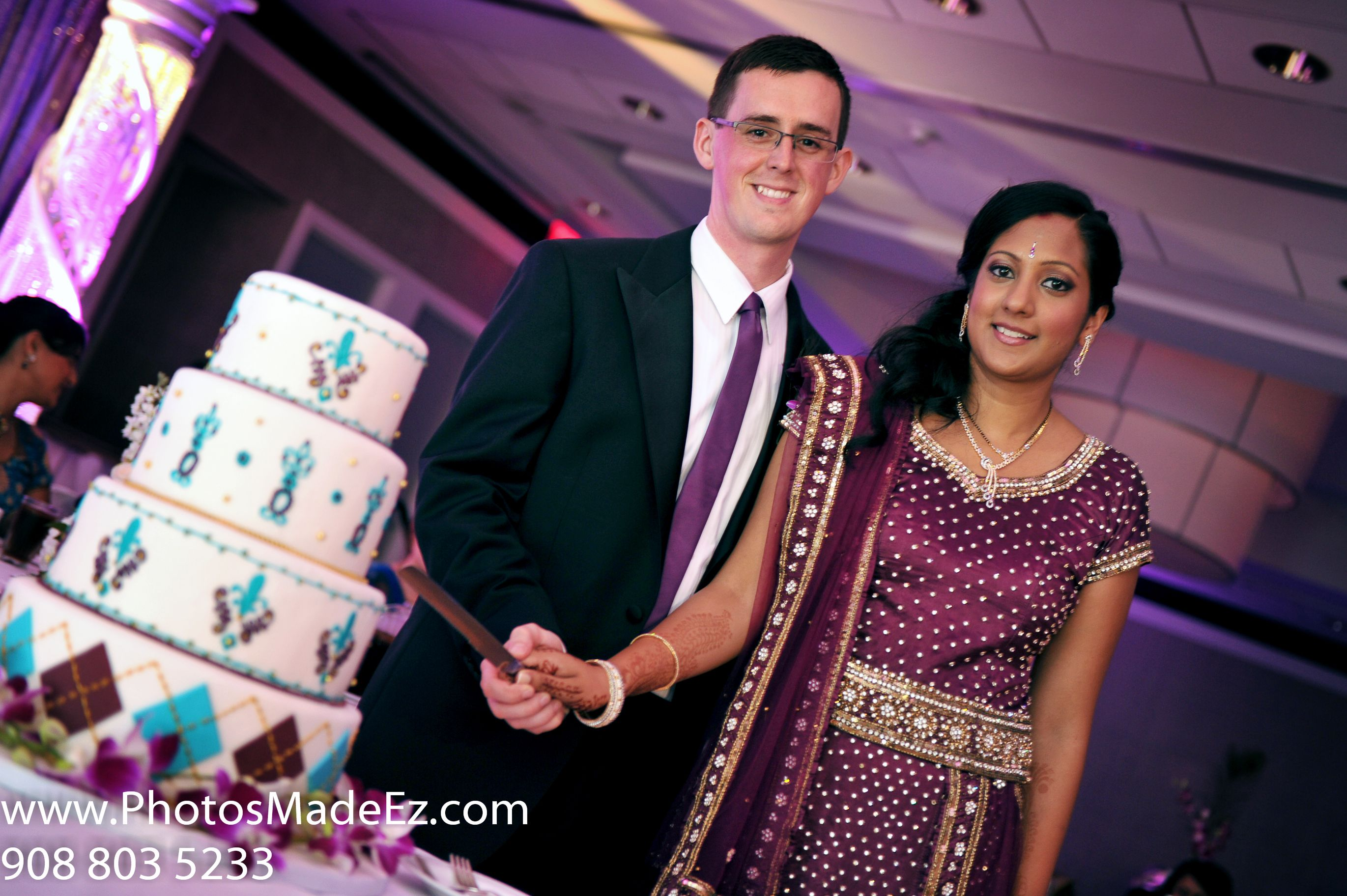 Fusion wedding gujrati american wedding in sheraton eatontown