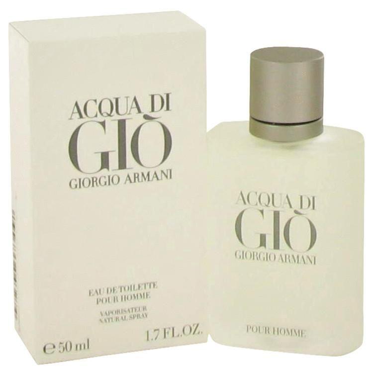 #AcquadiGio Eau De Toilette Spray 1.7 oz by #GiorgioArmani