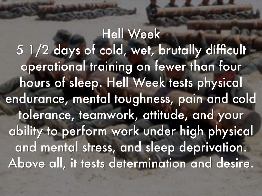 Navy Seals Training Hell Week images  US NAVY  Pinterest