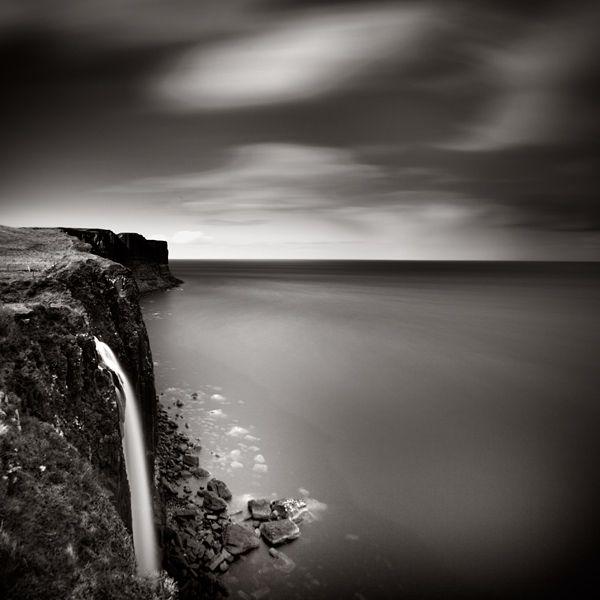 Xavier Rey Photographies - Ecosse | Fall River - Ile de Skye, Ecosse 2011