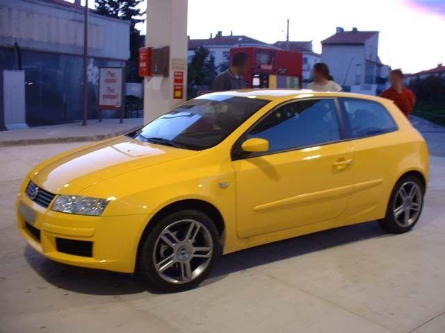 Fiat Stilo Girly Car Fiat Italian Cars