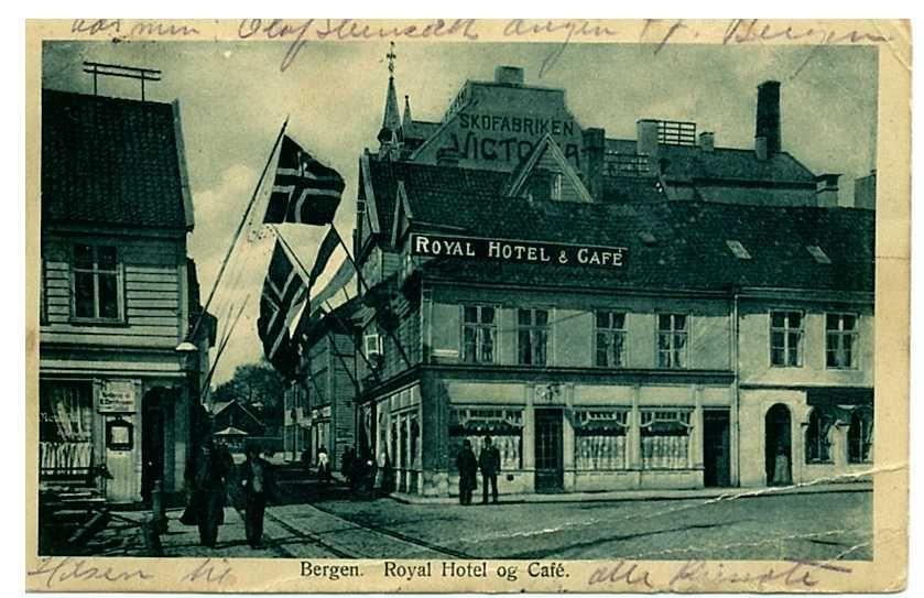 A kortet hotell