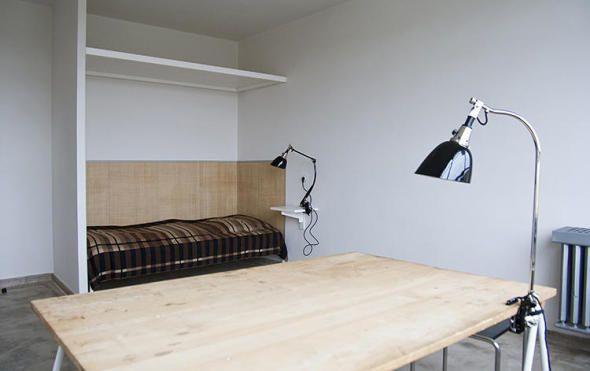 Hospedarse en la Bauhaus - Noticias de Arquitectura - Buscador de
