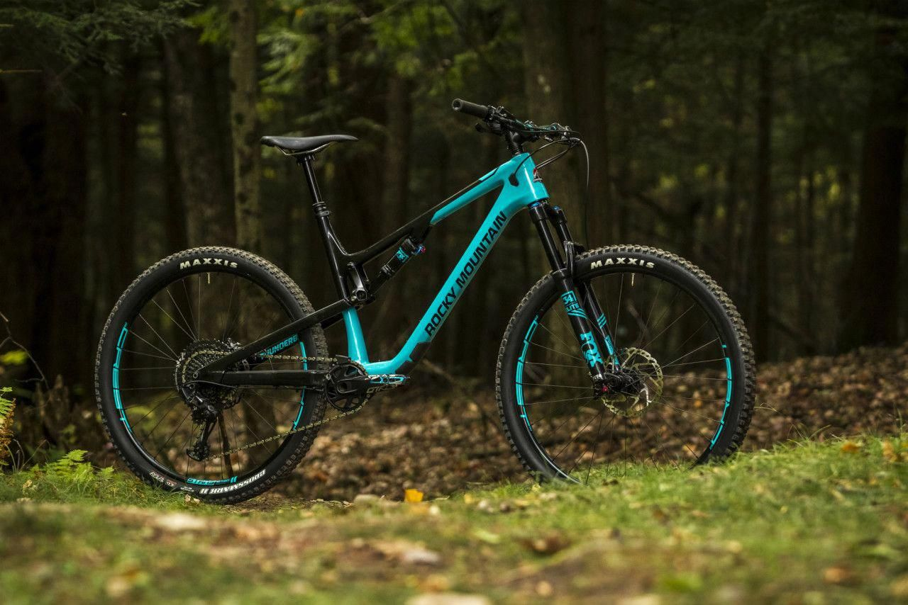 Rocky Adds 10mm Of Rear Suspension Travel To The Thunderbolt Xc