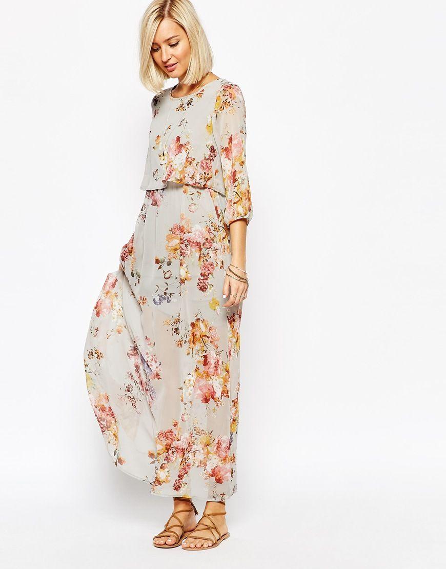 Langes kleid von vero moda