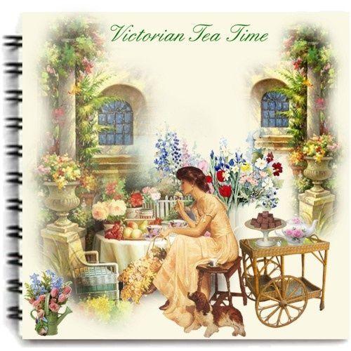 vicitorian tea parties - Google Search