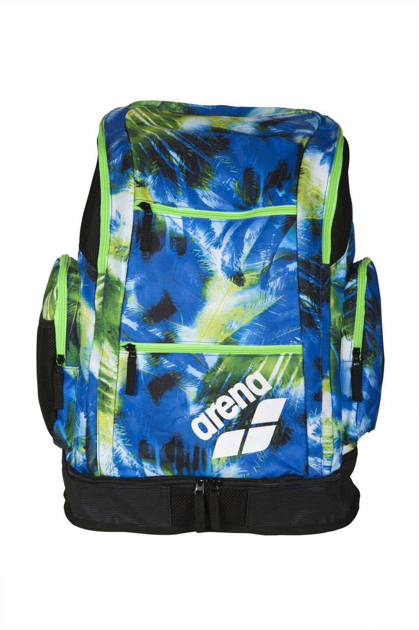b501479be6d Arena Spiky 2 Large Backpack AO Ltd in Palms/Blue/Green   SWIM ...