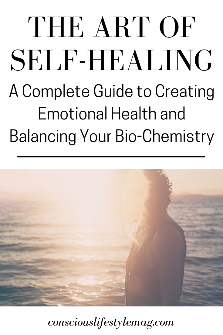 Deep Self-Healing: How to Balance Your Bio-Chemistry & Create Emotional Harmony