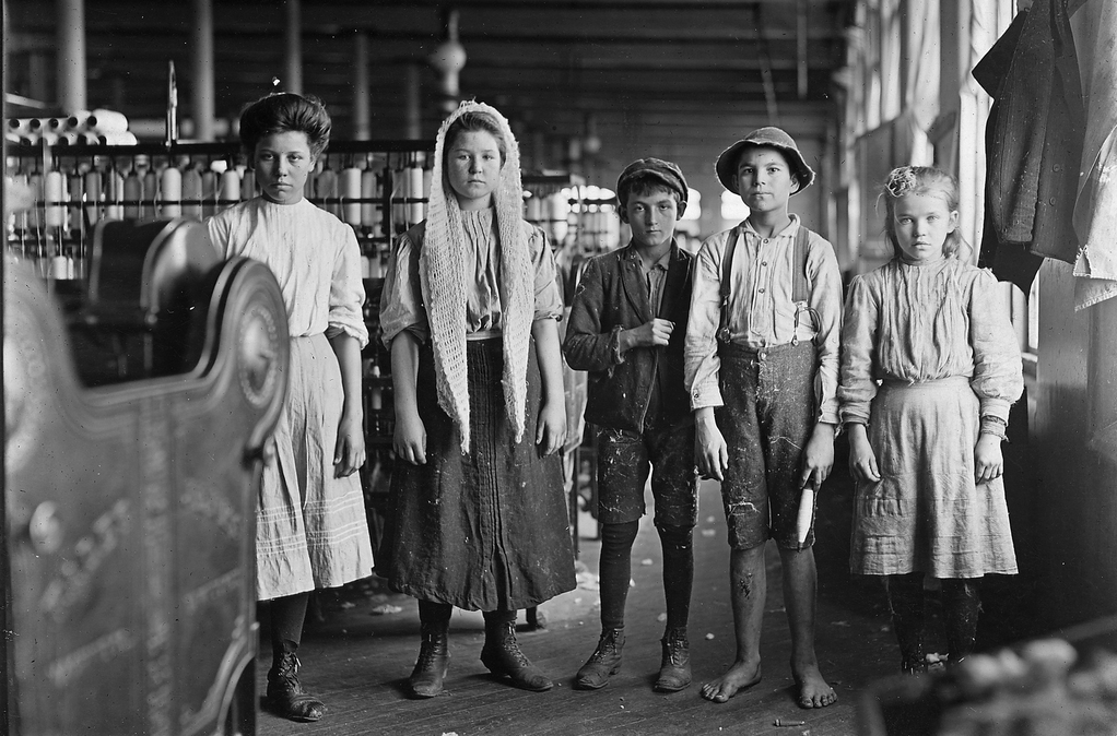 Remarkable Photos Of Child Labor During The Industrial Revolution